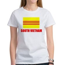 South Vietnam Flag Tee