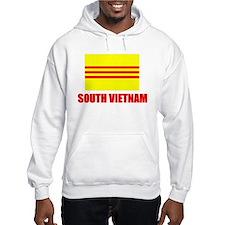 South Vietnam Flag Hoodie