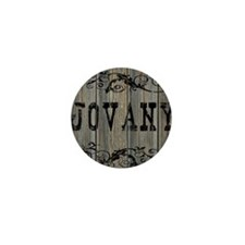 Jovany, Western Themed Mini Button