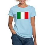 Italian Flag Women's Light T-Shirt