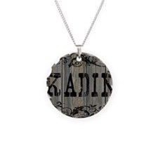 Kadin, Western Themed Necklace