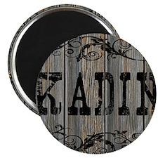 Kadin, Western Themed Magnet