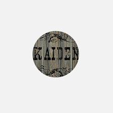 Kaiden, Western Themed Mini Button