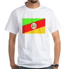 Rio Grande do Sul White T-Shirt