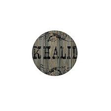 Khalid, Western Themed Mini Button