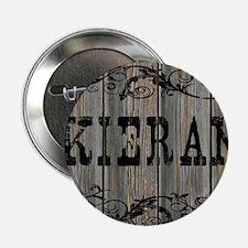 "Kieran, Western Themed 2.25"" Button"