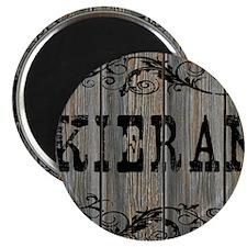 Kieran, Western Themed Magnet
