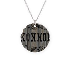 Konnor, Western Themed Necklace