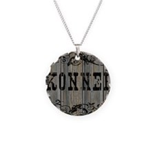 Konner, Western Themed Necklace