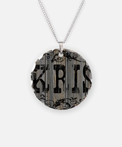 Kris, Western Themed Necklace