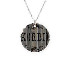 Korbin, Western Themed Necklace