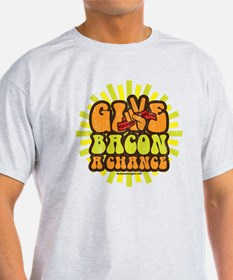 Give Bacon A Chance T-Shirt