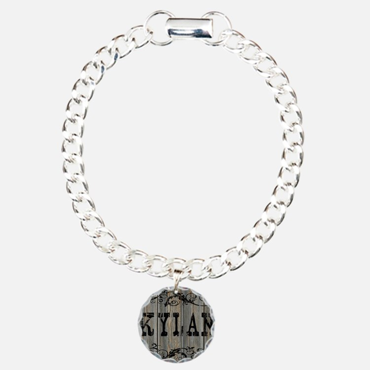 Kylan, Western Themed Charm Bracelet, One Charm