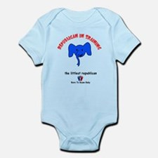 Republican In Training Body Suit