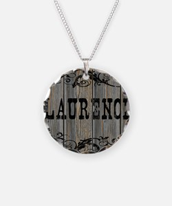 Laurence, Western Themed Necklace