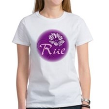 Remember Rue Purple Tee