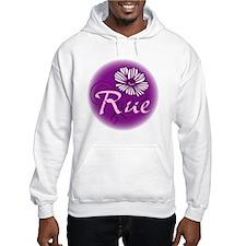 Remember Rue Purple Hoodie