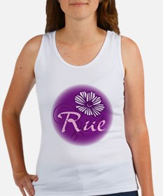 Remember Rue Purple Women's Tank Top