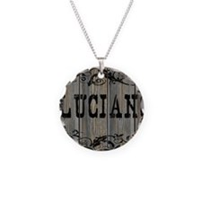 Luciano, Western Themed Necklace
