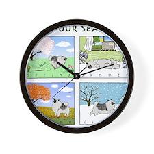 thefourseasonsZ Wall Clock
