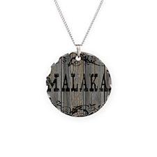 Malakai, Western Themed Necklace