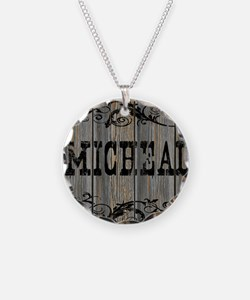 Micheal, Western Themed Necklace
