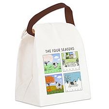 4seasonsnitetee Canvas Lunch Bag