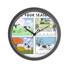 4seasonsnitetee Wall Clock