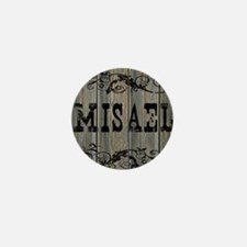 Misael, Western Themed Mini Button