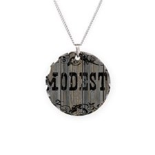 Modesto, Western Themed Necklace