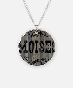 Moises, Western Themed Necklace