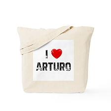 I * Arturo Tote Bag