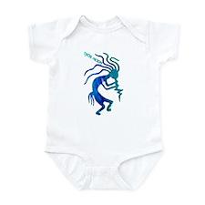 Taos Moon Kokopelli Infant Bodysuit