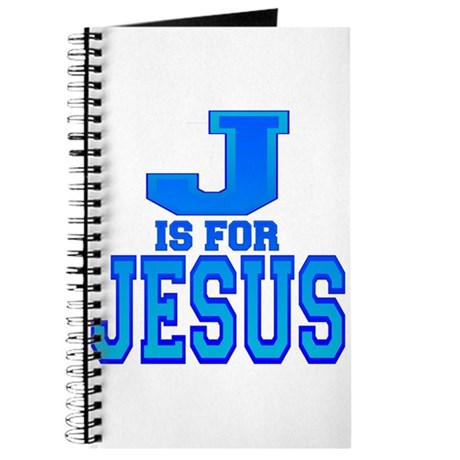 J is for Jesus Journal