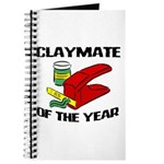 Clay - Claymate of the Year Journal