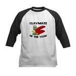 Clay - Claymate of the Year Kids Baseball Jersey