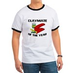 Clay - Claymate of the Year Ringer T