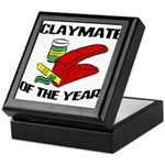 Clay - Claymate of the Year Keepsake Box