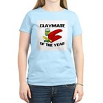 Clay - Claymate of the Year Women's Light T-Shirt