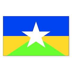Rondônia Rectangle Decal