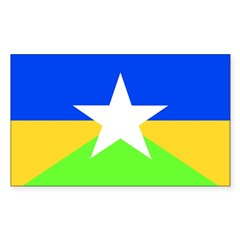 Rondônia Rectangle Decal