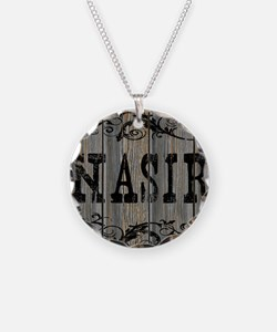 Nasir, Western Themed Necklace