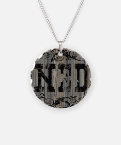 Ned, Western Themed Necklace