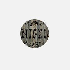 Nigel, Western Themed Mini Button