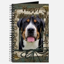 StonePawsGreaterSwissMountainDogGCU Journal