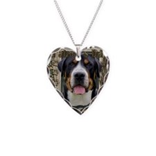 StonePawsGreaterSwissMountain Necklace