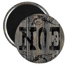 Noe, Western Themed Magnet
