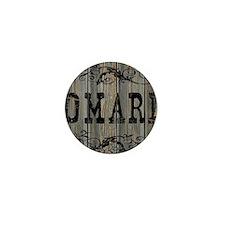 Omari, Western Themed Mini Button