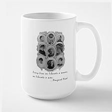 Liberation Large Mug