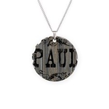 Paul, Western Themed Necklace